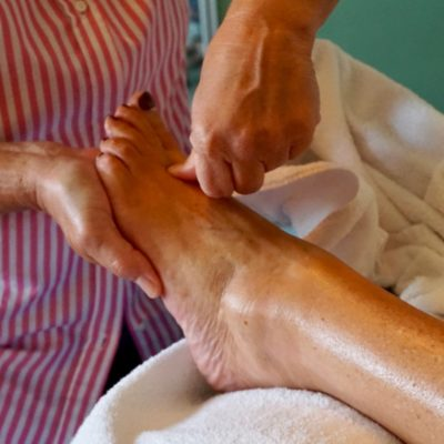 Waarom voetreflextherapie?