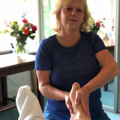 Nannet Kabel - voetreflextherapie in eigen praktijk